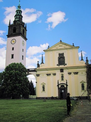 Litomerice St. Stephen Cathedrdal